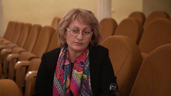 Нинель Бжания об истории создания музучилища - Sputnik Абхазия