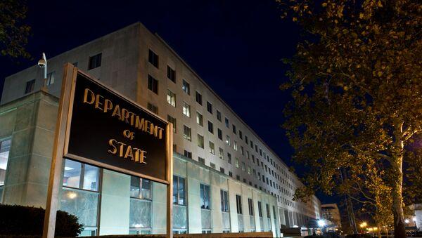 Здание Госдепартамента США. - Sputnik Абхазия