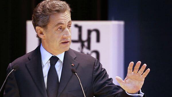 Экс-президент Франции Николя Саркози. Архивное фото. - Sputnik Абхазия