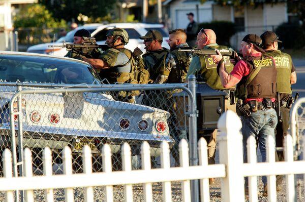 Полиция: зачинщики стрельбы в Калифорнии планировали свое нападение. - Sputnik Абхазия