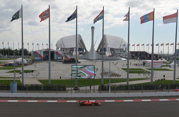 Автоспорт. Формула -1. Гран-при России. Свободные заезды. Третья сессия - Sputnik Абхазия