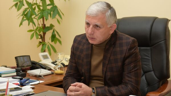 Алексей Ломия. - Sputnik Абхазия