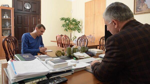 Генпрокурор: самостоятельность следствия — это немаловажный фактор - Sputnik Абхазия