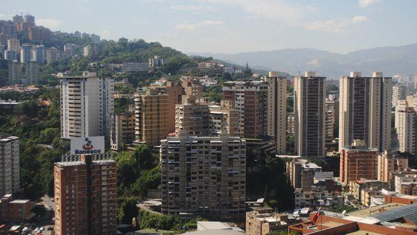 Города Мира. Каракас. Архивное фото - Sputnik Абхазия