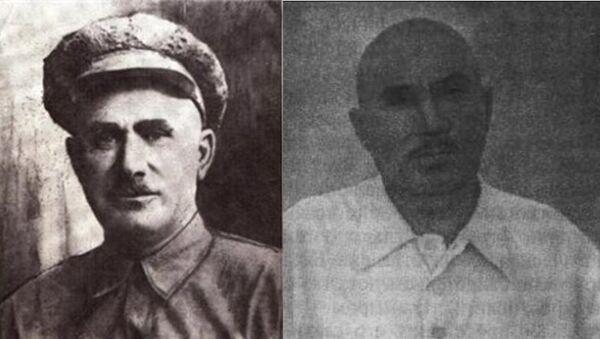 Симон Басария. - Sputnik Абхазия