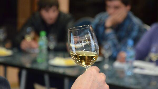 Дегустация вин. - Sputnik Абхазия