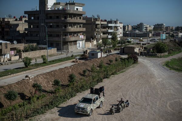 Ситуация в Сирии. - Sputnik Абхазия