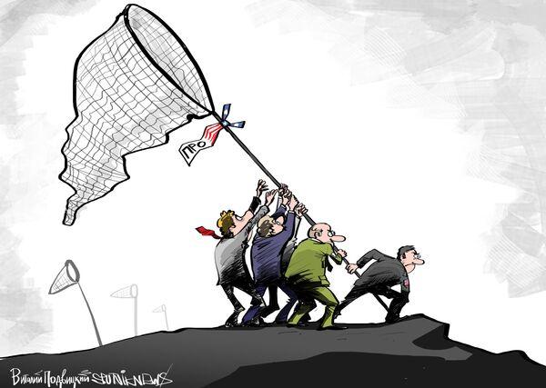 Противоракетный пузырь - Sputnik Абхазия