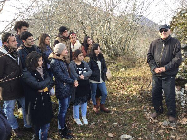 Полевой, семинар посвященный памяти Юрия Воронова, прошел в Цабале - Sputnik Абхазия