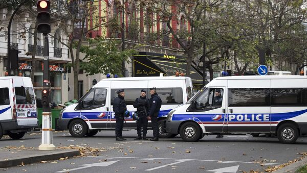 Париж после беспорядков. Архивное фото - Sputnik Абхазия