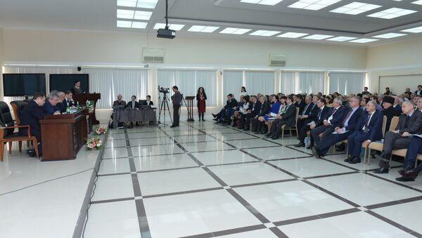 Форум, посвященный стратегии развития Абхазии, открылся в Сухуме. - Sputnik Абхазия