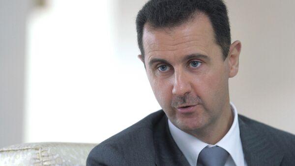 Башар Асад. Архивное фото - Sputnik Абхазия