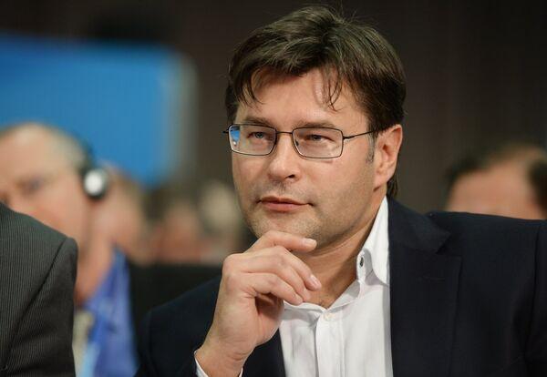 Генеральный директор Центра политической информации Алексей Мухин. Архивное фото - Sputnik Абхазия