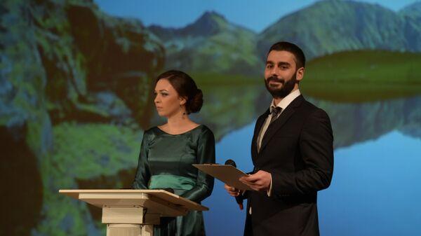 Презентация зимней серяи проекта Горная Абхазия. Зима - Sputnik Абхазия