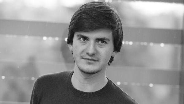 Корреспондент мультимедийного хаба Sputnik – Саид Барганджия. - Sputnik Абхазия