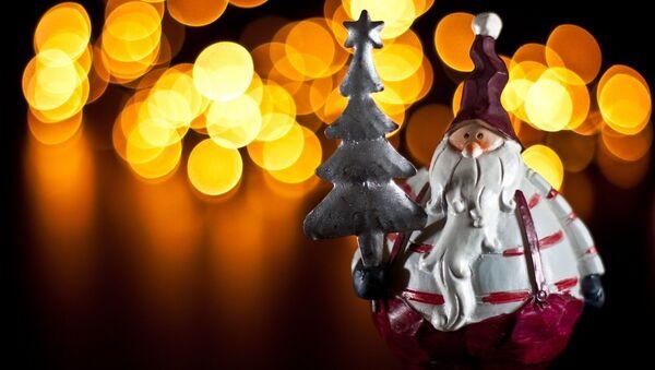 Мы перестали верить в Деда мороза. - Sputnik Абхазия