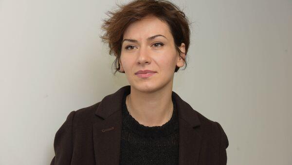 Психолог Элана Кортуа. - Sputnik Абхазия