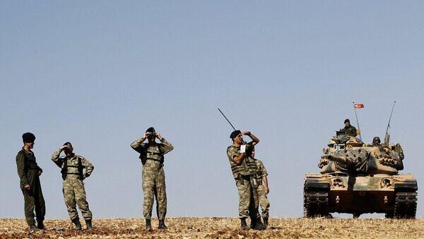 Военные отразили нападение ИГ - Sputnik Абхазия