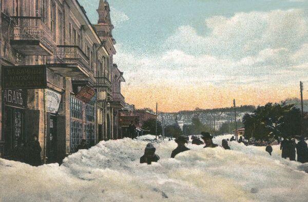 Ул. Колюбакинская 1911г. - Sputnik Абхазия