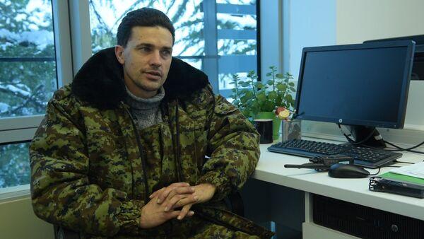 Автомобилист Сергей Никитченко дал рекомендации по вождению в гололед - Sputnik Абхазия