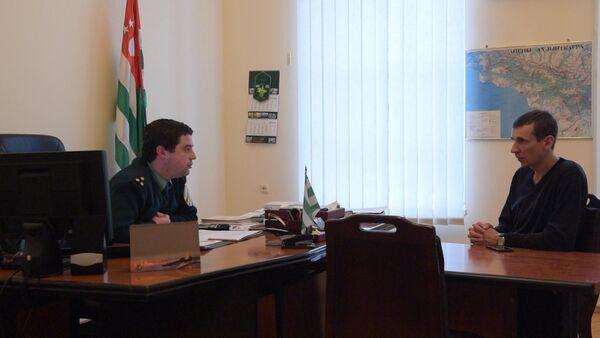 Ушанги Квициния рассказал Sputnik о результатах деятельности ГТК Абхазии - Sputnik Абхазия