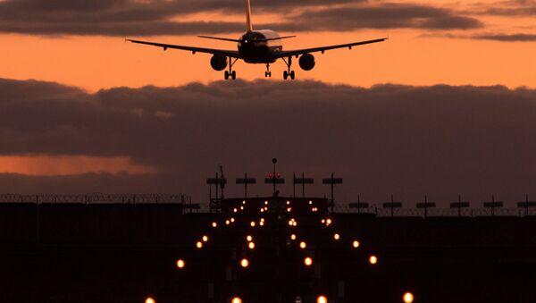Аэропорт. Архивное фото - Sputnik Абхазия