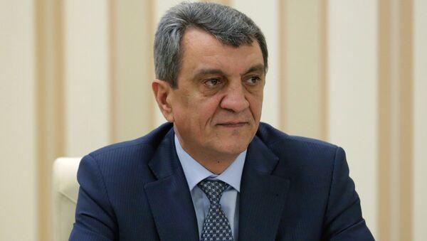 Сергей Меняйло. Архивное фото - Sputnik Абхазия