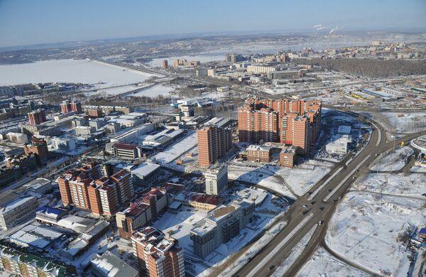 Города России. Иркутск. Архивное фото - Sputnik Абхазия