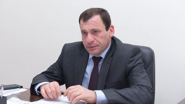 Министр сельского хозяйства Абхазии Тимур Эшба - Sputnik Абхазия