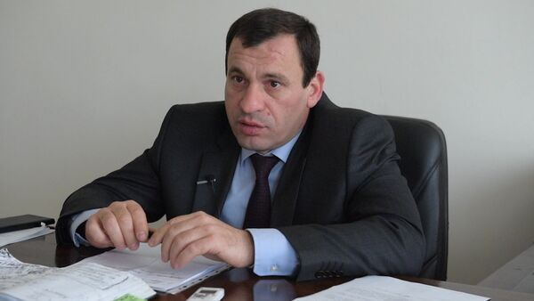 Тимур Эшба: в течение месяца выловлено 28 тысяч тонн хамсы - Sputnik Абхазия