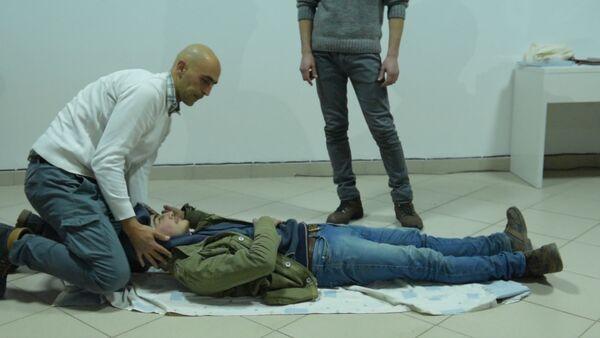 Курс оказания первой медицинской помощи провели на Складе драмтеатра - Sputnik Абхазия