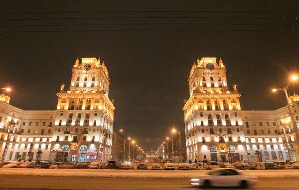 Минск. Архивное фото - Sputnik Абхазия