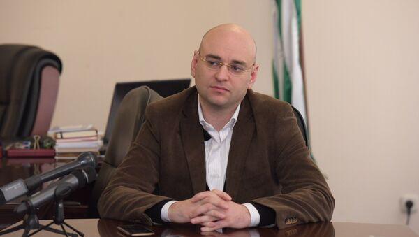 Пресс-конференция Басария Черноморэнерго - Sputnik Абхазия