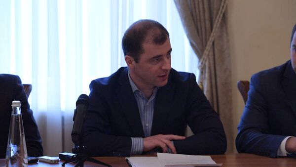 Адгур Ардзинба видео - Sputnik Абхазия