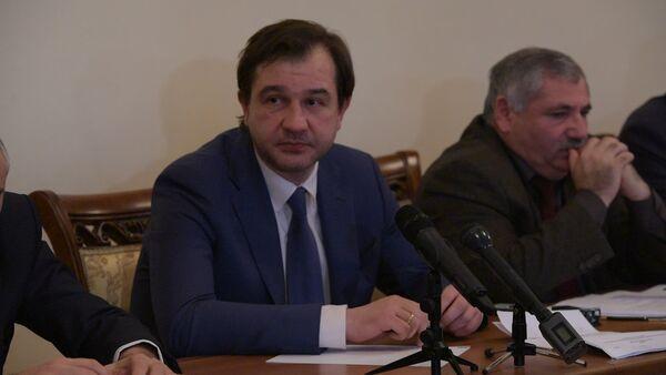 Дмитрий Сериков видео - Sputnik Абхазия