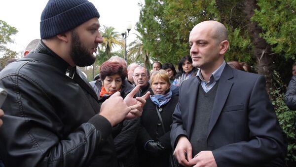 Бизнесмены Абхазии потребовали отмены новой поправки к закону об НДС - Sputnik Абхазия