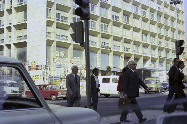 Португалия .Лиссабон. Архивное фото - Sputnik Абхазия