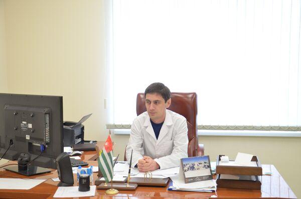Хаджарат Шамба - Sputnik Абхазия