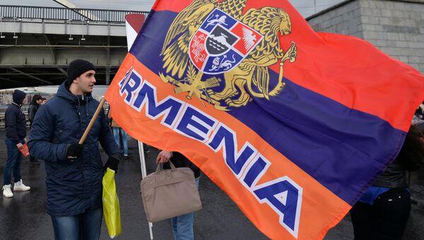Национальный флаг Армении - Sputnik Абхазия