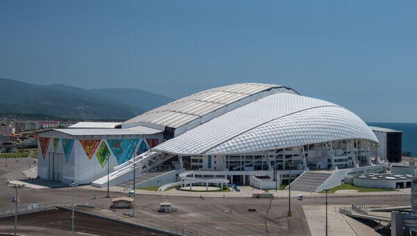 Олимпийский стадион Фишт в Олимпийском парке в Сочи. Архивное фото - Sputnik Абхазия