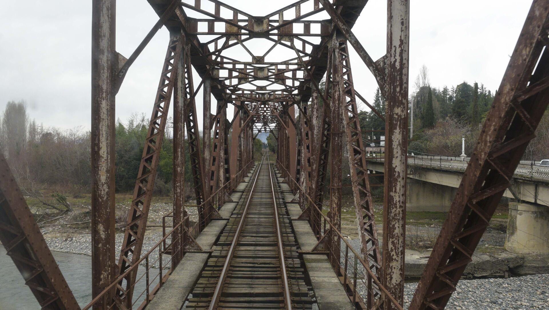 Железная дорога. - Sputnik Аҧсны, 1920, 12.02.2021