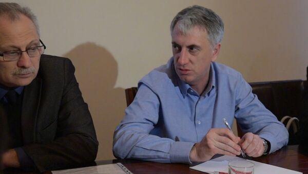 Тимур Бганба рассказал, как открыть счета для пенсионеров в российском банке - Sputnik Абхазия