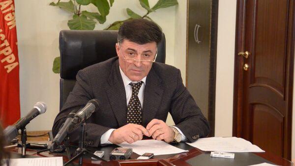 Министр ВД рассказал о криминогенной ситуации в стране - Sputnik Абхазия