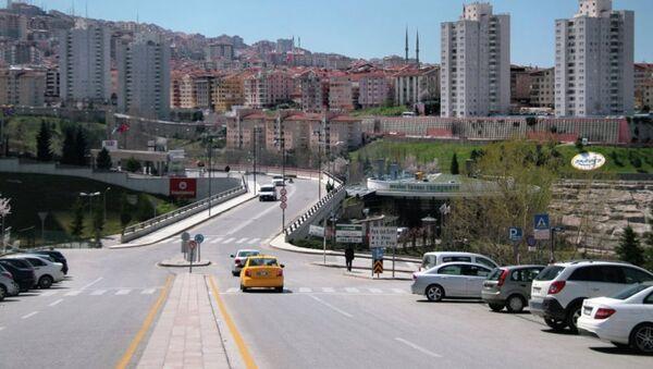 Анкара. Архивное фото. - Sputnik Абхазия