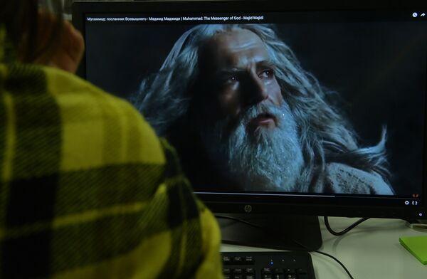 Скриншот фильма. - Sputnik Абхазия