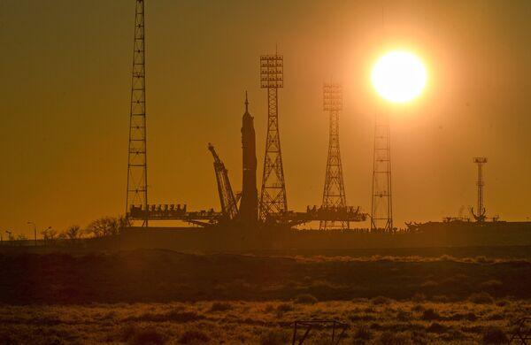 Ракета-носитель. Архивное фото - Sputnik Абхазия