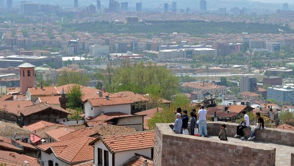 Города мира. Анкара - Sputnik Абхазия