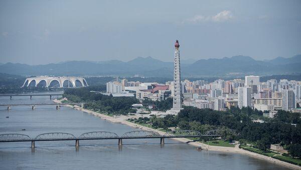 Города мира. Пхеньян. Архивное фото - Sputnik Абхазия