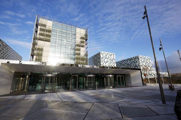 Здание международного суда в Гааге. Архивное фото. - Sputnik Абхазия