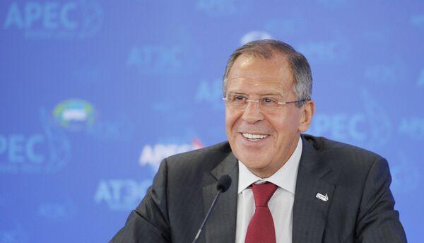Министр иностранных дел РФ Сергей Лавров. - Sputnik Абхазия